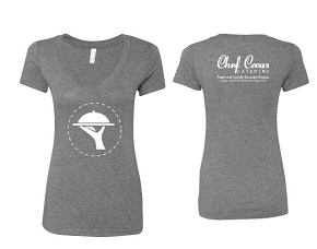 Exclusive Chef Covas Female T-Shirt